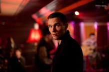 Nicholas Hoult in 'Kill Your Friends'